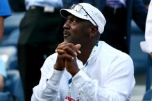 Basketball Great Michael Jordan Receives Presidential Medal of Freedom