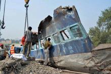 Probe Into Derailment of Indore-Patna Express Begins