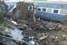 Kanpur Train Accident: 2 Children Pulled Out Alive From Mangled S3 Bogie