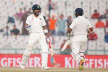 In Pics: India vs England, 3rd Test, Day 4 in Mohali