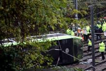 One Dead, Over 50 Injured As Tram Gets Derailed in South London