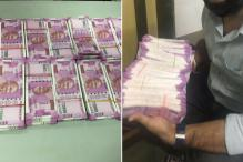 Police Apprehend Two Men Carrying Rs 27 Lakh in New Currency Notes