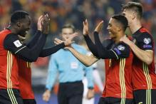 FIFA WC Qualifiers: Greece Get Late Point Off Bosnia; Belgium Hit 8 Vs Estonia