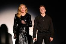 Glad I Don't Live With Madonna, Says Son Rocco Ritchie