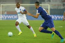 ISL 2016: Florent Malouda Brace Helps Delhi Dynamos Drub Chennaiyin to Go Top