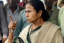 Plane carrying Mamata Banerjee hovers in sky, TMC alleges conspiracy