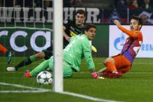 Champions League: Manchester City Reach Knockout Stage With Draw At Gladbach