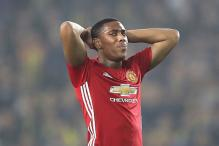 Jose Mourinho Warns Anthony Martial Over Manchester United Place
