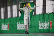 Felipe Massa Says Tearful Farewell to Home Fans