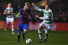 Champions League: Lionel Messi Nets Twice as Barcelona Beat Celtic to Enter Last 16