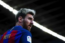 Barcelona 'Fully Support' Lionel Messi After Fraud Sentence