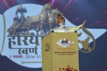 Haryanvis Should Pledge to Protect Girl Child, Says PM Modi