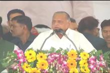 Avoid War, End Crisis With Pakistan, Says Mulayam
