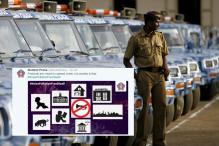Mumbai Police Shuts Down Twitter Troll With A Classic Response
