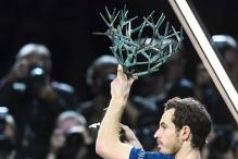 Andy Murray Celebrates World No. 1 Spot With Maiden Paris Masters Title