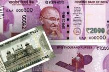 Bank Dispenses Rs 2000 Notes Sans Gandhi Pic, Says They Aren't Fake