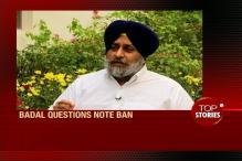 News360: Punjab Dy CM Sukhbir Badal Questions Ban on Notes