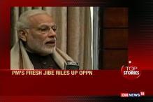 News360: PM Modi's Fresh Jibe Riles Up Opposition