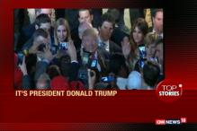 News360: Donald Trump is the 45th President of the US
