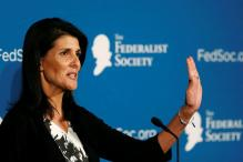 Will Build American Confidence in United Nations, Says Nikki Haley