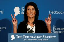 India Should Not Tell US What to Do, Says Trump's UN Envoy Nikki Haley