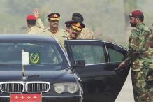 Pakistan's Army Chief Raheel Sharif Begins Farewell Visits