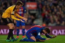 La Liga: Barcelona Held at Home by Nine-Man Malaga