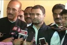 Govt Refused to Honour Soldiers Killed in Nagrota: Rahul Gandhi