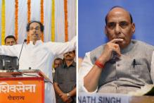 Rajnath Singh Dials Uddhav Thackeray After Sena Joins Currency Ban Protest