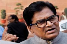 Ram Gopal Yadav at EC to Claim SP's 'Cycle'