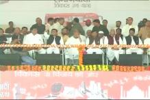 Akhilesh Embarks on Vikas Rath Yatra; Samajwadi Party Showcases United Face