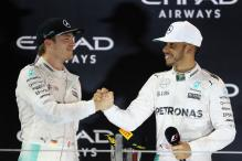 Rosberg-Hamilton Duel Has the Intensity of Senna-Prost Rivalry, Not the Acrimony: Karun Chandhok