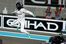 Nico Rosberg Beats Lewis Hamilton to Clinch Formula One World Title