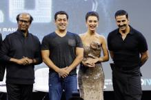 2.0 First Look: Salman Khan Shows Up Uninvited to Meet Rajinikanth