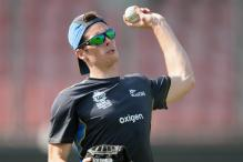 Kiwi Spinner Mitchell Santner Glad to be in MS Dhoni-led CSK in IPL