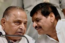 Names of Mulayam, Shivpal Missing From SP National Executive List