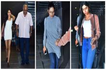 Sridevi, daughters Jhanvi and Khushi Celebrate Boney Kapoor's Birthday in Style