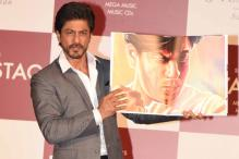 Shah Rukh Khan Launches Samar Khan's Book Titled 'SRK 25 Years of a Life'
