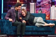 Anushka Cuddles SRK; Performs With Sajid, Riteish On Yaaron Ki Baraat