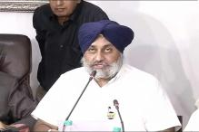 BJP-SAD Combine to Contest Punjab Polls on Development Plank: Sukhbir Badal