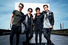 British Boy Band The Vamps to Play at Global Citizen Festival India