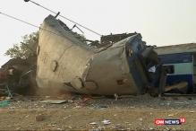 Kanpur Train Tragedy India's Worst In 7 Years