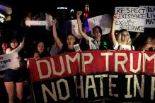 More Anti-Trump Protests in New York, Miami, Los Angeles