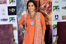 Heartening To See Women-centric Films Being Made: Vidya Balan