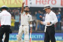 Virat Kohli Jumps To Career-High 4th in ICC Test Rankings