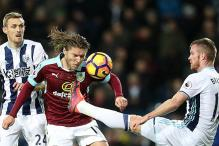 West Brom Enjoy 4-0 Rout Over Visiting Burnley