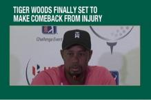 All Eyes on Tiger Woods at the Hero World Challenge in Bahamas