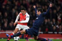 Champions League: Arsenal's Alexis Sanchez Wants To replicate Lionel Messi role