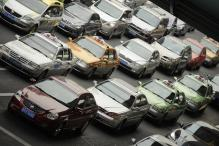 China Auto Sales Peak in November