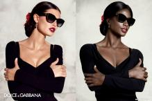 African Model Recreates Ads Featuring 'White' Models To Promote Racial Diversity